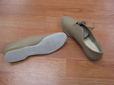 *brand New* Liberts 117 Tan Ballroom Jazz Dance Shoe