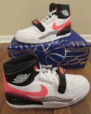JUST DON NIKE  Legacy 312 bianca Hot Lava rosa   596.00   rosa 8dc0fd