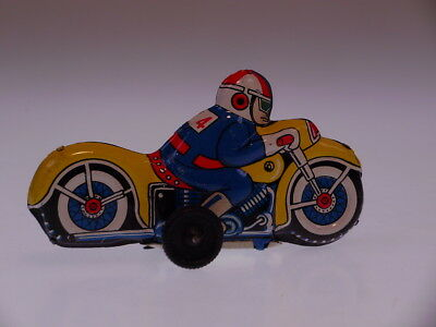 "GSMOTO NEW PENNY TOYS ""JAPAN"" 9 cm/3,54 inch, FRICTION OK !, NEUWERTIG/LIKE NEW"