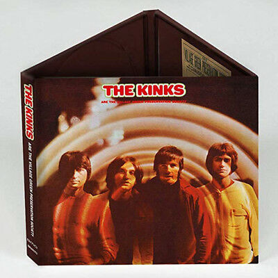 Kinks - Kinks Are The Village Green Preservation Society CD Used 4050538420814