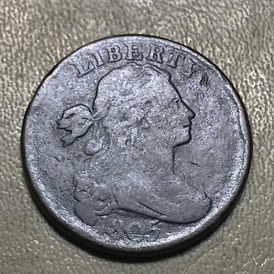 1805  Large Cent  Vg Details   Better Date #8545