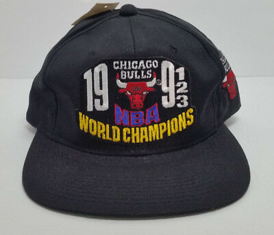 972a5a55a658d ... sweden 1993 chicago bulls nba world champions snapback hat 1991 2 3  9d728 53e90