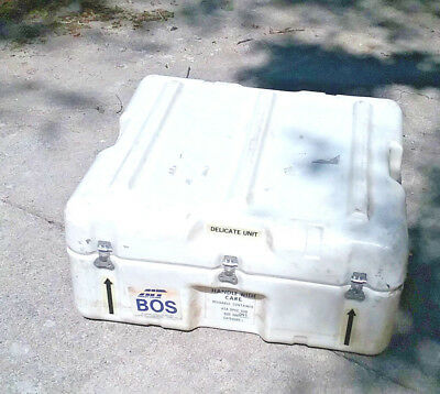 ATA Pack Gear Shipping Road Flight Truck Electronics Case Molded 25 x 24 x11.5