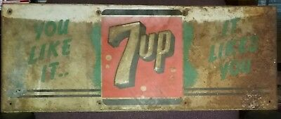 Vintage 7 Up You Like It, It Likes You (PRE-OWNED)