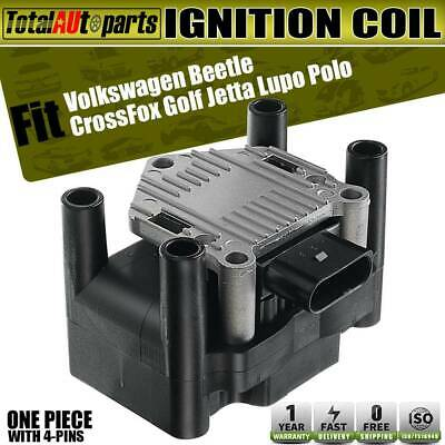 Ignition Coil pack Fit:SEAT CORDOBA 2004-2005 IBIZA 2003-2006 LEON 2004-2006 /&VW