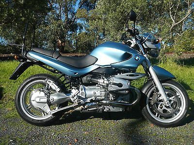 BMW R1150R with 22759ks in Awesome Condition!