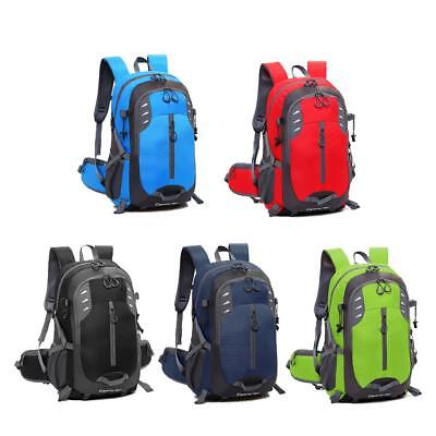 Outdoor 40L Travel Backpack Hiking/Camping Rucksack Luggage Bag Laptop Backpack