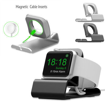 Charger Holder Cradle Bracket Charging Dock Stand Station for Apple Watch iWatch