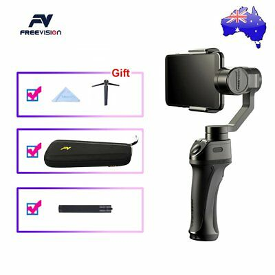 Freevision Vilta-M 3-axis Handheld Gimbal Smartphone Stabilizer with Tripod Kit