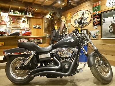 2010 HARLEY-DAVIDSON FXDF Dyna FAT BOB 1 owner, 8968 miles, great condition