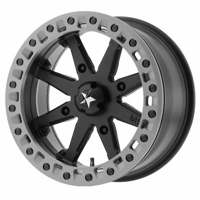 14 14x7 4 137 2 5 Aluminum Atv Rim Wheel Carlisle Black Rock Revo