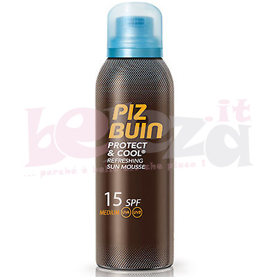 Piz Buin Protect Cool Refreshing Mousse SPF15 - 150ml
