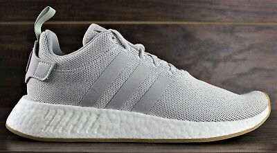 best website cf35e 38850 Adidas Originals Nmd R2 Boost Casual Shoes Light Grey Cq2403 Nmd R2 New Mens