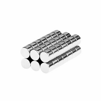 1/4 x 3/16 Inch Strong Neodymium Rare Earth Disc Magnets N52 (42 Pack)