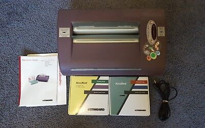 AccuBind Pro - Document Binding System - Tape Binder Book Pages Machine