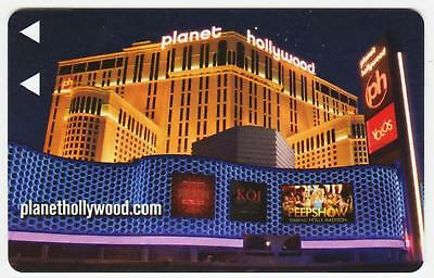 PLANET HOLLYWOOD casino***HOLLY MADISON marquee style #1 *Las Vegas key card