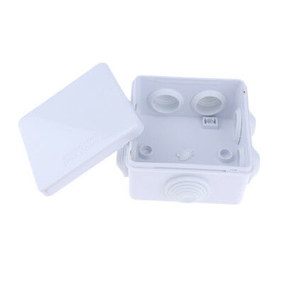 85mm Electronic Project Enclosure Plastic Case Screw Junction Box Waterproof