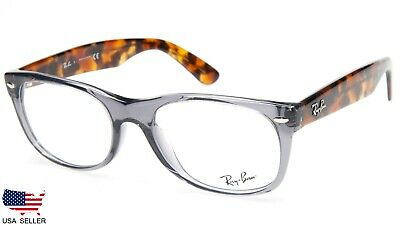 b6a71083354 NEW RAY BAN RB5184 5629 OPAL GREY EYEGLASSES GLASSES FRAME 5184 52-18-145  B38mm