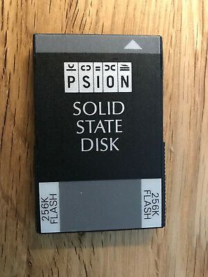 Psion Serie 3   3a 3c 3mx  - 256Kb SSD Flash