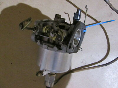 BRIGGS STRATTON 16HP VANGUARD 303777 CARBURETOR 808728 V-TWIN Deere LT166