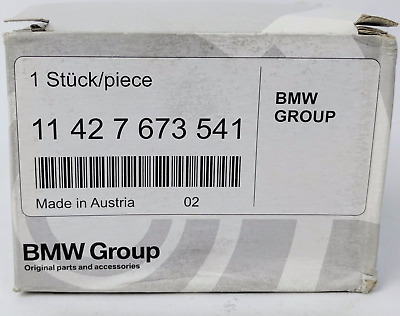 Genuine BMW OEM Factory i3 / Motorcycle Engine-Oil Filter 11427673541 K Series