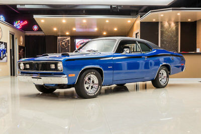 1972 Plymouth Duster  Rotisserie Restored! 340ci V8, 904 Torqueflite Automatic, Sure-Grip, PS, Disc