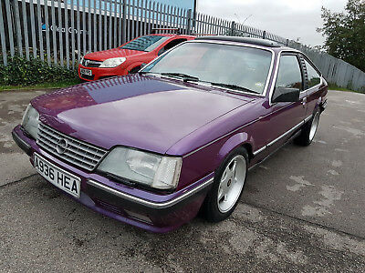 Opel Monza 3.0E Coupe  automatic 3.0 auto CAN DELIVER, 75 bhp more than Manta