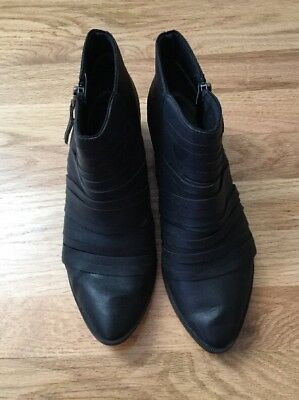 7337bd7ff5ee Circus by Sam Edelman Bootie Ankle Boots Women s Size 8 M. List  100. Black