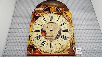 Vintage Dial For Dutch Friesian Tail Wall Clock