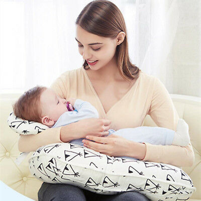 Baby Nursing Pillows Maternity Baby Breastfeeding Pillow Infant Cuddle U-Shaped