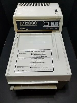 Completely Refurbished Air Techniques At2000Xr  Film Processor 1 Year  Warranty