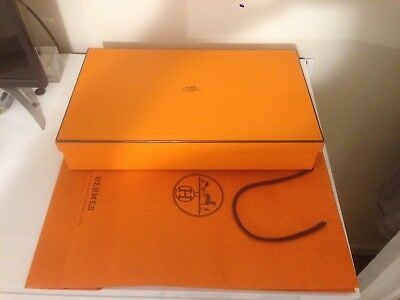 Hermes Paris Gift Box Only
