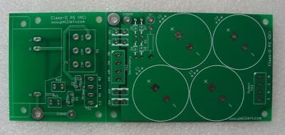 DIY PCB -Power supply for class-D (or AB) amps