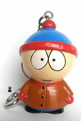 Vintage Comedy Central South Park Stan Figure Keychain