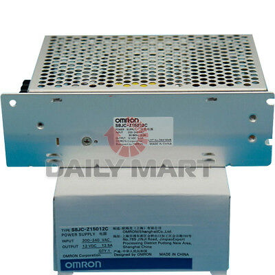 Brand New in Box Omron S8JC-Z15012C Switching Power Supply