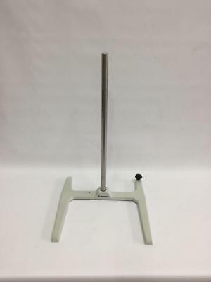 Laboratory H Stand and Support Rod IKA for Overhead Stirrer