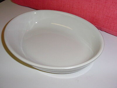 """SS UNITED STATES LINES  Large """"Grey-Style"""" Serving Bowl by """"Hall China"""""""