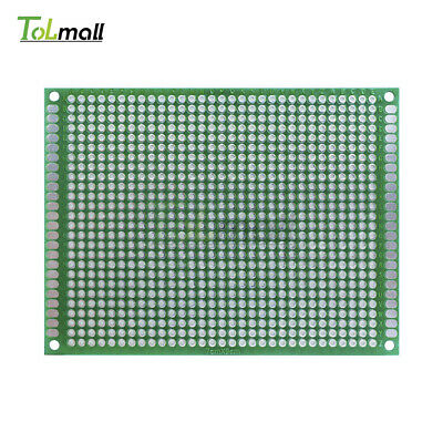 Prototype PCB Board 7x9cm Double side Protoboard Circuit tinned Universal DIY