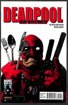 Deadpool Merc With A Mouth #10 FN+