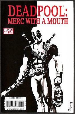 Deadpool Merc With A Mouth #4 VFN