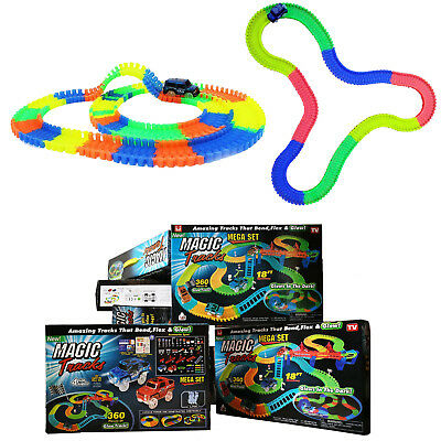 Magic Tracks Mega Set 18 ft 360 PCS
