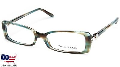 3fa2497c0f2 NEW TIFFANY   Co. TF 2106 8134 HAVANA EYEGLASSES GLASSES 50-16-135 ...