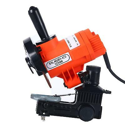 Electric Bench Grinder Chainsaw Chain Sharpener Wall Mount110V 60HZ 85W 4800 RPM