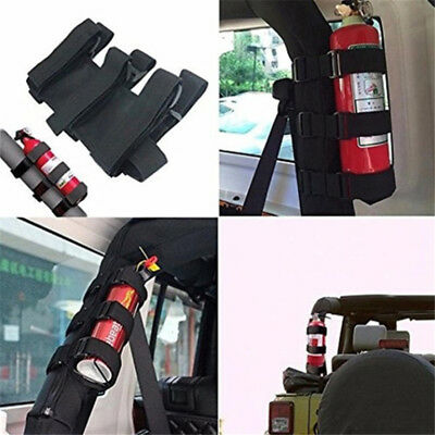 Durable Fire Extinguisher Strap Fixing Strap Racing Fire Extinguisher Strap