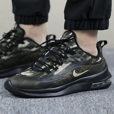 6fd8fe36a493c NIKE AIR MAX Axis Premium Men s Trainers Running Shoes Camo UK 8 ...