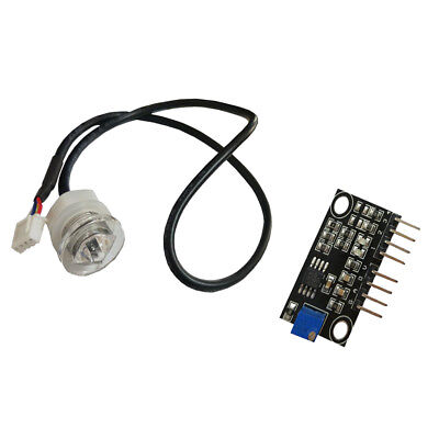 DC 5V Liquid Water Level Sensor Right Angle Float Switch for Fish Tank