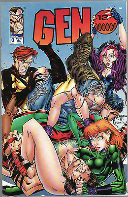 Gen 13 Image comic book  #0 from 1994