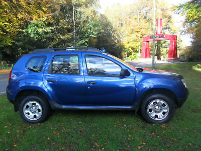 Dacia Duster 1.5dCi 110 ( 107bhp ) Ambiance 4x2