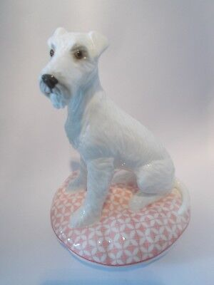 Royal Doulton Top Dogs BOBO TERRIER DOG NEW IN CANISTER Box 701587255486