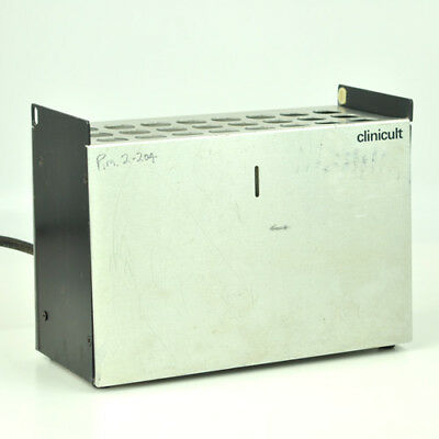 Smith Kline DB-17925 Clinicult Culture Tube Incubator